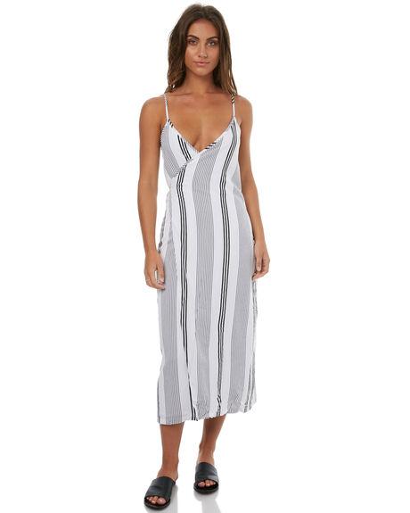 WHITE WOMENS CLOTHING TEE INK DRESSES - CAST18AWHT