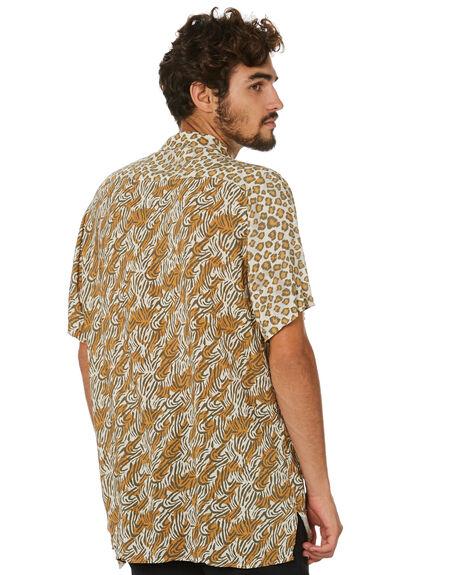 SAFARI MENS CLOTHING BARNEY COOLS SHIRTS - 302-PEC1SFRI