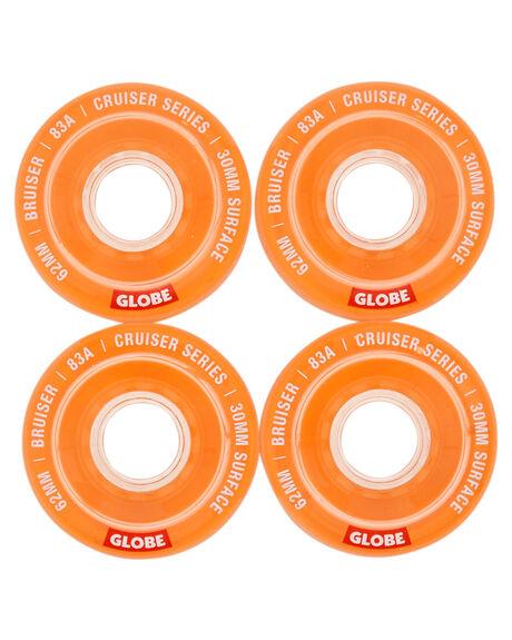 CLEAR CORAL BOARDSPORTS SKATE GLOBE ACCESSORIES - 10125016CCORL