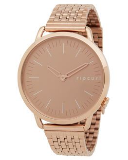 ROSE GOLD WOMENS ACCESSORIES RIP CURL WATCHES - A3054G4093