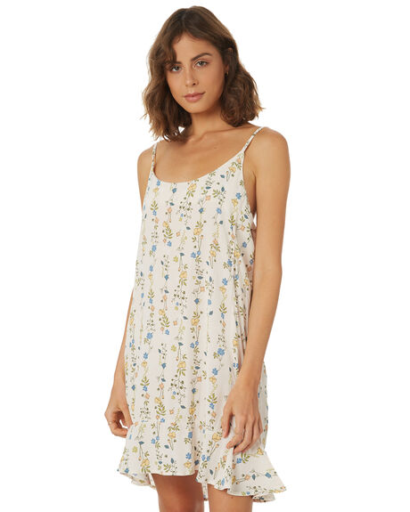 CREAM PRINT WOMENS CLOTHING ALL ABOUT EVE DRESSES - 6423049PRNT