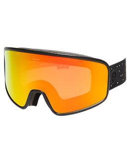 MATTE BLK BROSE RD SNOW ACCESSORIES ELECTRIC GOGGLES - EG2016101BRRD