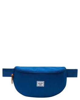 MONACO BLUE XHATCH MENS ACCESSORIES HERSCHEL SUPPLY CO BAGS + BACKPACKS - 10616-03262-OSMBX