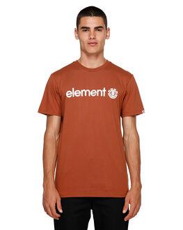 GINGER BREAD MENS CLOTHING ELEMENT TEES - EL-183001-GGB