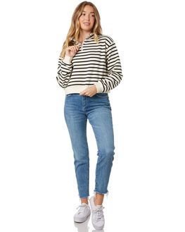 WHITE WOMENS CLOTHING SWELL JUMPERS - S8194542WHITE