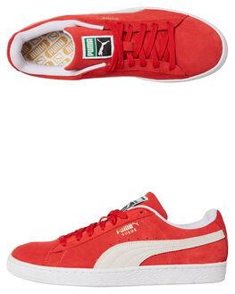 HIGH RISK RED MENS FOOTWEAR PUMA SNEAKERS - 35263465HRRED