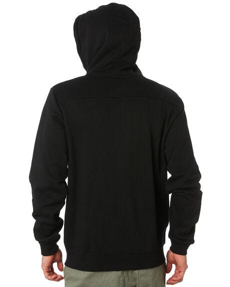 BLACK OUTLET MENS SWELL JUMPERS - S5164443BLK