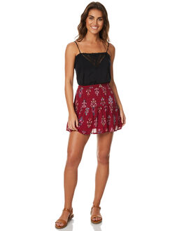 CARMINE WOMENS CLOTHING TIGERLILY SKIRTS - T371273CAR