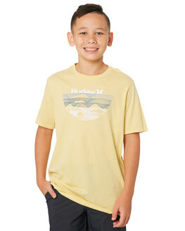 LEMON WASH KIDS BOYS HURLEY TOPS - AQ8589-721