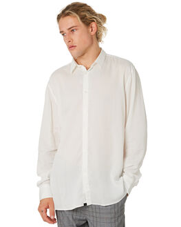 MILK MENS CLOTHING ZANEROBE SHIRTS - 306-WORD-MLK