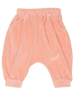 ROSE QUARTZ KIDS GIRLS BILLABONG PANTS - 5595739RQZ