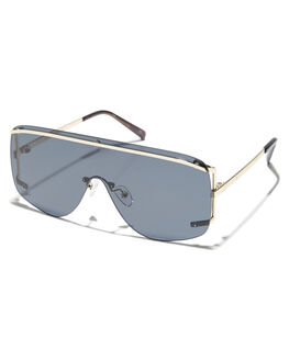 BRIGHT GOLD UNISEX ADULTS LE SPECS SUNGLASSES - LSP1702083BRGLD