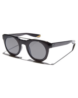 OIL GREY BLACK MENS ACCESSORIES NIKE SUNGLASSES - EV1135001