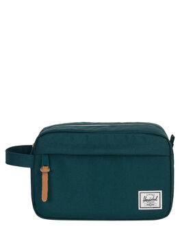 DEEP TEAL MENS ACCESSORIES HERSCHEL SUPPLY CO BAGS + BACKPACKS - 10039-02108-OSTEAL