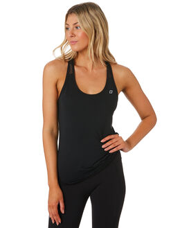 BLACK WOMENS CLOTHING LORNA JANE ACTIVEWEAR - WS1019210BLK