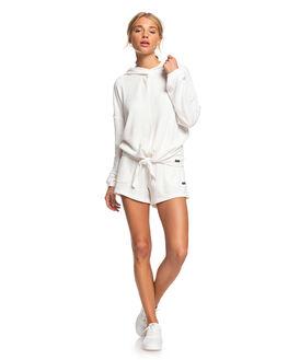 SNOW WHITE WOMENS CLOTHING ROXY JUMPERS - ERJKT03692-WBK0