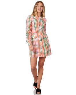 FRUIT STICKS WOMENS CLOTHING THE EAST ORDER DRESSES - EO190522DFRUIT
