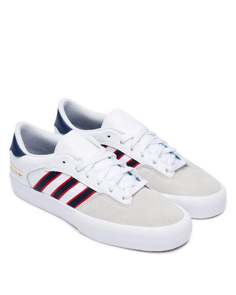 WHITE MENS FOOTWEAR ADIDAS SNEAKERS - FV5971WHT