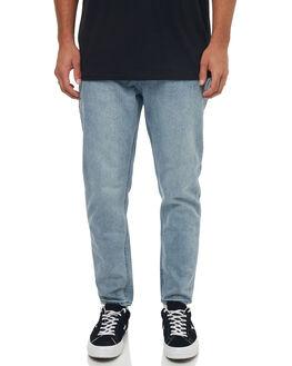 SANDBLAST BLUE MENS CLOTHING ZANEROBE JEANS - 728-TDKSDBLU