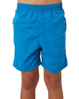 BLUE KIDS BOYS ZOGGS BOARDSHORTS - 6566116BLU