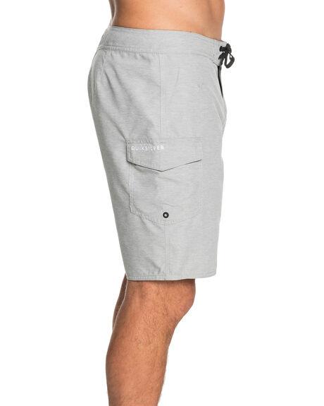 SLEET HEATHER MENS CLOTHING QUIKSILVER BOARDSHORTS - EQYBS04410-SZPH
