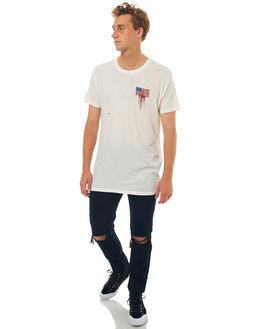 REVISION BLACK MENS CLOTHING NEUW JEANS - 326743305