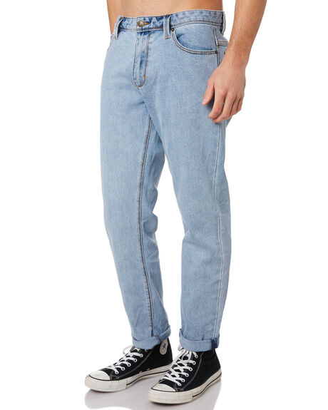 SHALLOW STONE MENS CLOTHING A.BRAND JEANS - 813544699