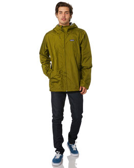 WILLOW HERB GREEN MENS CLOTHING PATAGONIA JACKETS - 83802WIL