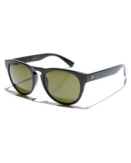 GLOSS BLACK MENS ACCESSORIES ELECTRIC SUNGLASSES - EE17101642GBLKP