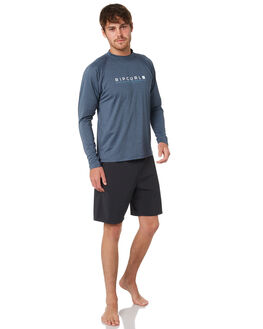 NAVY MARLE BOARDSPORTS SURF RIP CURL MENS - WLY7MM3277