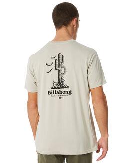 LIGHT KHAKI MENS CLOTHING BILLABONG TEES - 9581031LKHKI