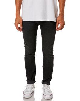 BLACK APRIL MENS CLOTHING LEVI'S JEANS - 05510-0803BLKAP