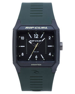 MILITARY GREEN MENS ACCESSORIES RIP CURL WATCHES - A30380854