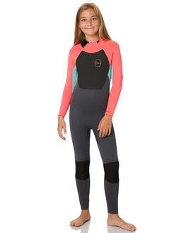 PINK BOARDSPORTS SURF PEAK GIRLS - PK746G0020