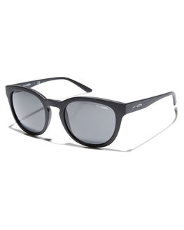 MATTE BLACK MENS ACCESSORIES ARNETTE SUNGLASSES - AN4230-02MTBLK