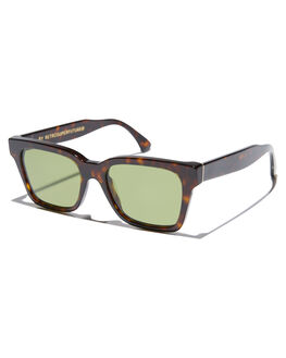 GREEN MENS ACCESSORIES SUPER BY RETROSUPERFUTURE SUNGLASSES - IW9GRN