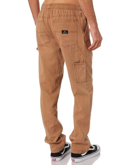 CAMEL MENS CLOTHING RUSTY PANTS - PAM1043CAM