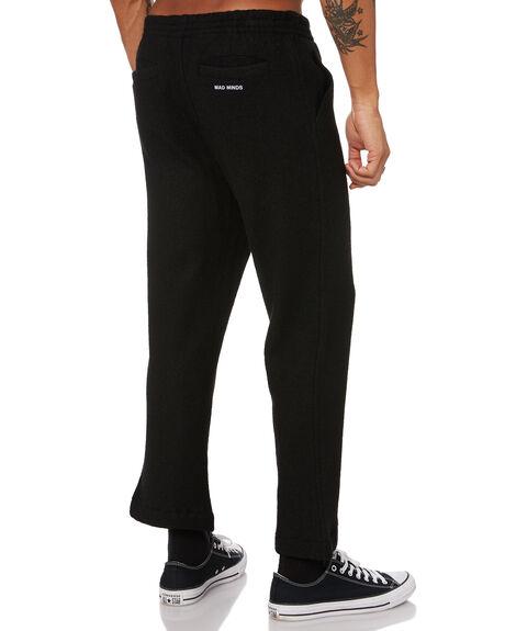 REAL BLACK MENS CLOTHING MISFIT PANTS - MT001617RLBLK