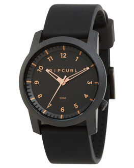 ROSE GOLD MENS ACCESSORIES RIP CURL WATCHES - A30884093