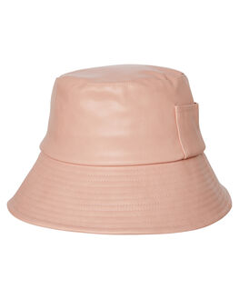 PINK WOMENS ACCESSORIES LACK OF COLOR HEADWEAR - PINKBUCK1PNK