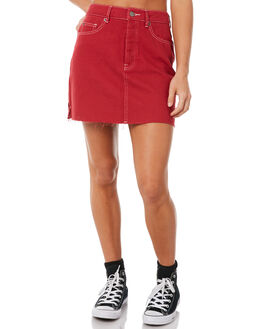 GARNET WOMENS CLOTHING RVCA SKIRTS - R281833GAR