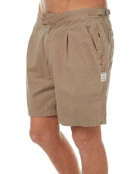 PORTOBELLO MENS CLOTHING RUSTY SHORTS - WKM0898PBO