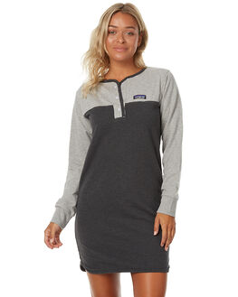 FORGE GREY WOMENS CLOTHING PATAGONIA DRESSES - 58745FGE