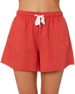 TOMATO WOMENS CLOTHING NUDE LUCY SHORTS - NU23685TOM