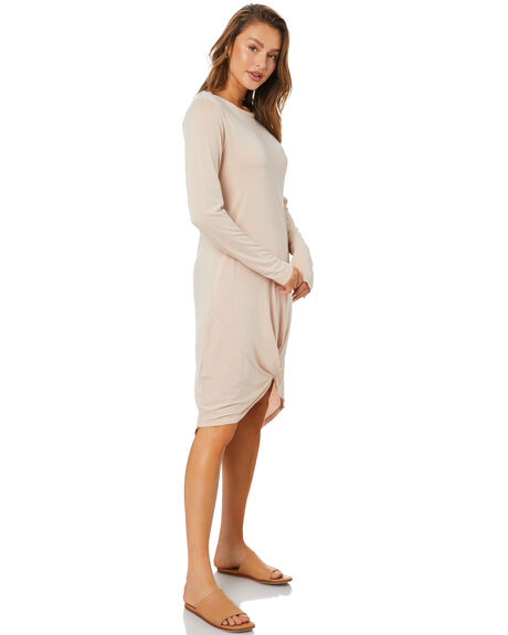 PINK WOMENS CLOTHING SILENT THEORY DRESSES - 6015011PNK