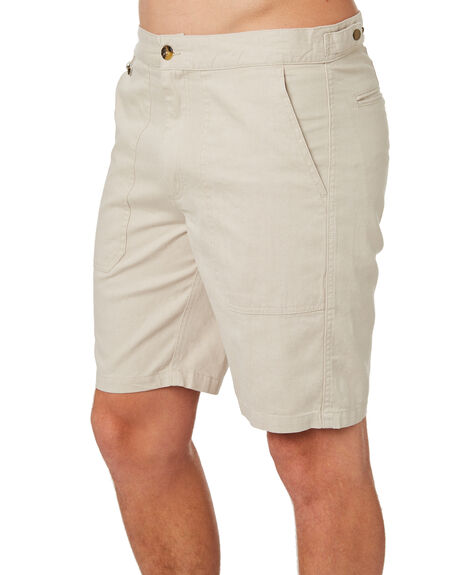 STONE MENS CLOTHING AFENDS SHORTS - M184304STN
