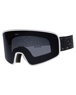 MATTE BLK WHT JET SNOW ACCESSORIES ELECTRIC GOGGLES - EG2016102JBLK
