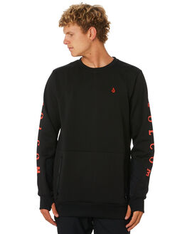 BLACK BOARDSPORTS SNOW VOLCOM MENS - G2452001BLK