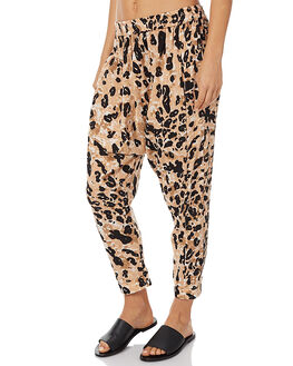 PRINT WOMENS CLOTHING ZULU AND ZEPHYR PANTS - ZZ1414PRN