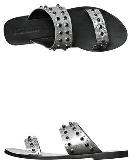 SILVER WOMENS FOOTWEAR SOL SANA FASHION SANDALS - SS171S352SIL